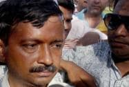 Kejriwal slapped again