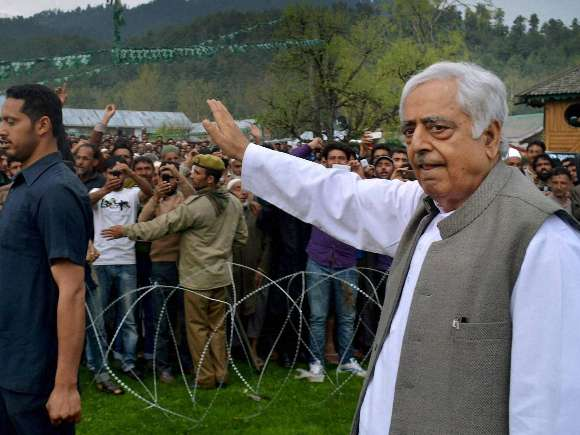 Mufti Mohmmad Sayeed, PDP