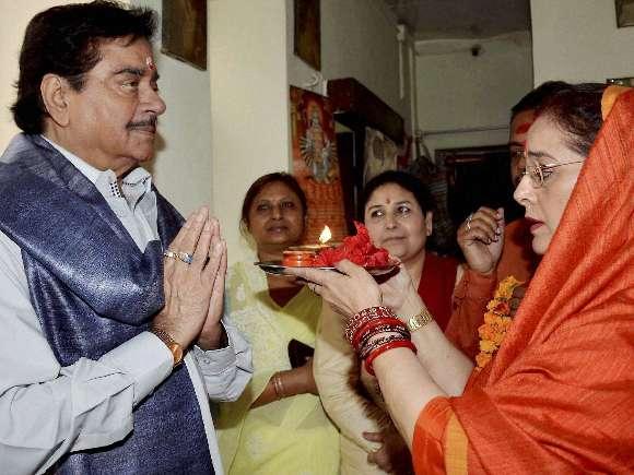 Poonam Sinha, Shatrughan Sinha, BJP, Patna Sahib