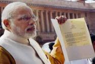 President appoints Modi as PM