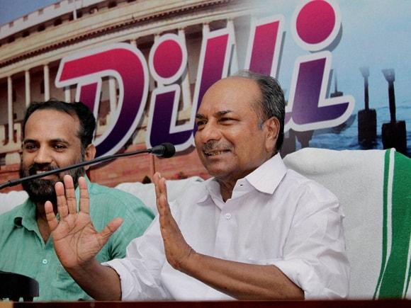#AKAntony #Congress #Kozhikode