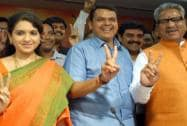 Post-BJP win Mumbai erupts