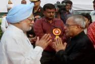 President greets PM on Ambedkar Jayanti