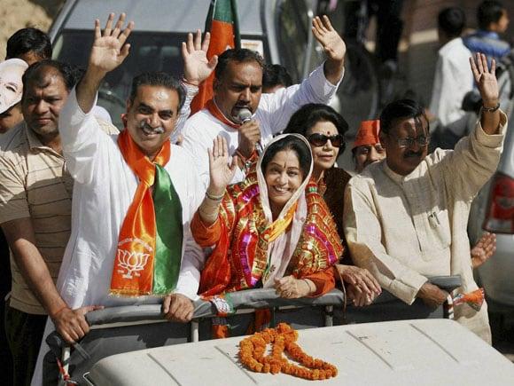#BJP, #LokSabha, #KirronKher, #Chandigarh
