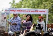 Amar banks on Sridevi for Fatehpur Sikri