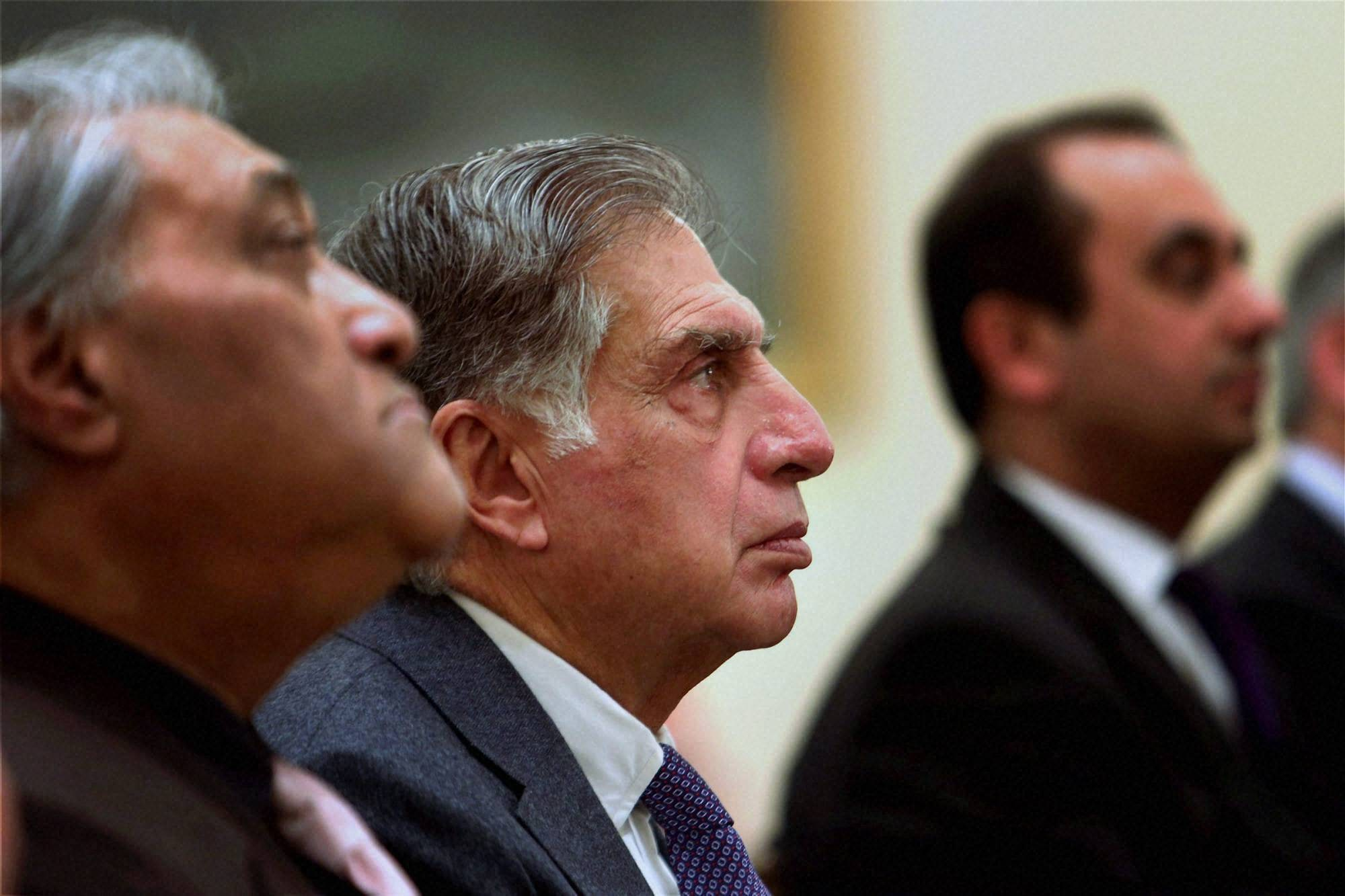 TATA group, Ratan Tata, British Prime Minister, David Cameron, Indo- British Bussiness Summit