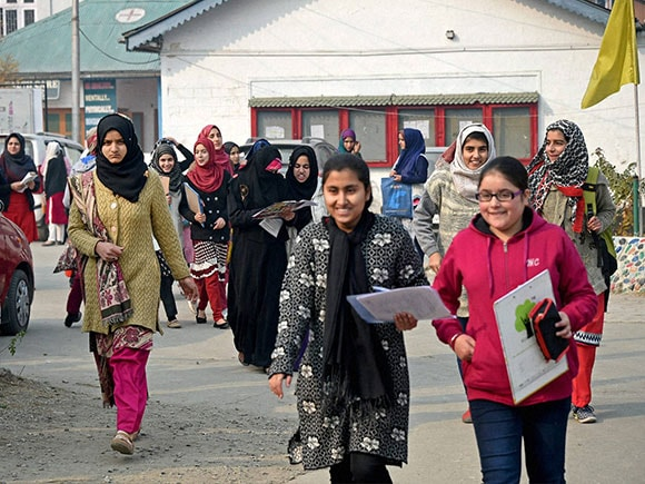 10th class, Kashmir, JK board exam, Jammu and Kashmir