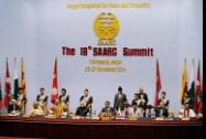 Prime Minister Narendra Modi with other SAARC nations leaders