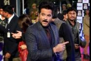 Actor Anil Kapoor attends a function organised to celebrate completion