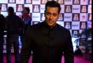 Bollywood Salman Khan at the the Red Carpet