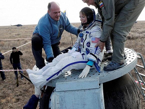 Roscosmos, NASA, JAXA, Kate Rubin, Anatoly Ivanishin, Takuya Onishi, Astronaut