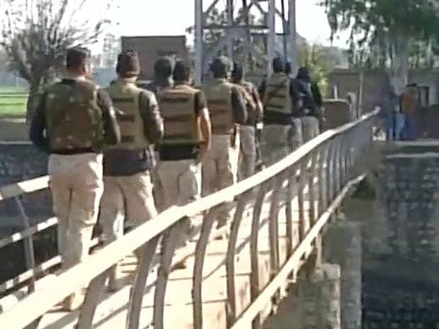 Punjab, Terrorist Attack, Pathankot, Air Force Base, Jaish-e-Mohammed, High Alert