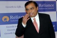 Mukesh Ambani attends RIL AGM meet