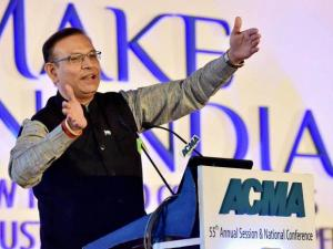 MoS for Finance Jayant Sinha