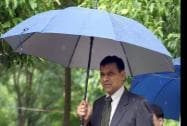 RBI Governor Raghuram Rajan visits the campus of Somaiya College