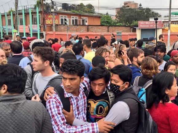 Nepal, Earthquake, Kathmandu