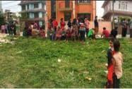 7.5 magnitude earthquake strikes Nepal