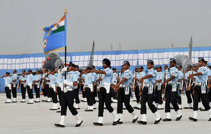 Air Force, personnel, 82nd Air Force Day, function, Air Force Station, Hindon