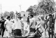 Jats attack the Dalits