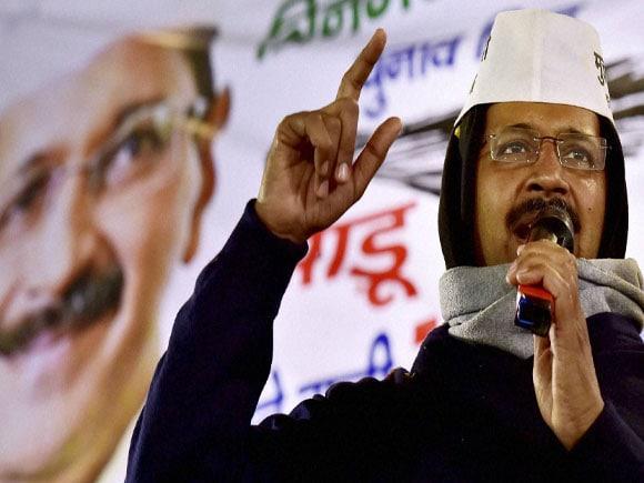 Arvind Kejriwal, Assembly Elections 2015 in New Delhi, BJP CM candidate Kiran Bedi,Narendra Modi, Aam Aadmi Party,Narendra Modi,AAP, election campaign in New Delhi,