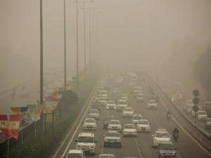 After Diwali, Delhi covered in smog blanket