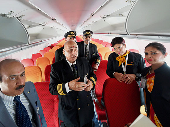 Airbus, Air India, A320, Airbus 320, Avionics Complex, fuel efficient