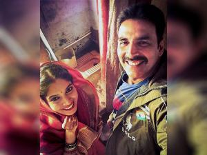 Akshay Kumar Bhumi Pednekar Start Shooting for Toilet Ek Prem Katha