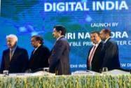 Azim Premji, Mukesh Ambani, Kumara Mangalam Birla, Cyrus Mistry, and Anil Ambani