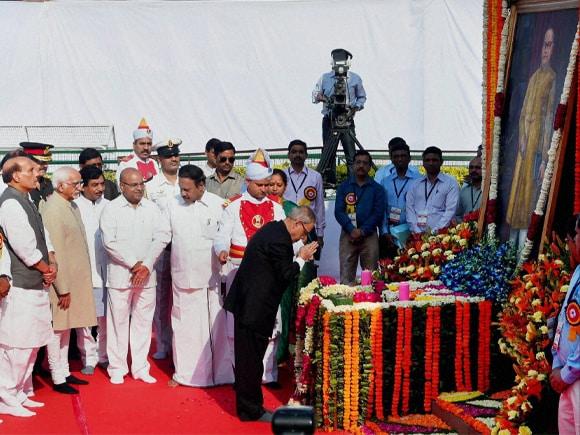 Ambedkar Jayanti, Babasaheb Ambedkar, Ambedkar, Pranab Mukherjee