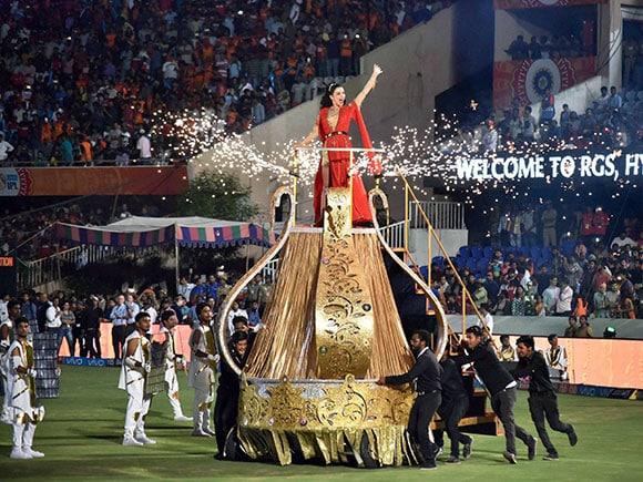 Amy Jackson, IPL 2017, IPL, Sachin Tendulkar, Indian Premier League