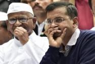 Anna Hazare to participate in  agitation  Delhi CM Kejriwal  protests against land ordinance