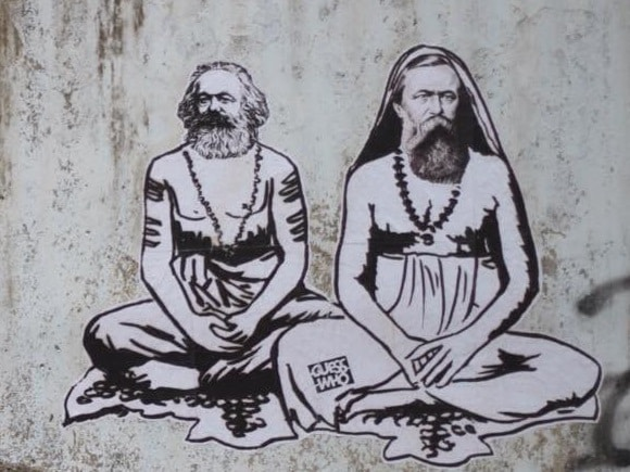 Kochi, Graffiti