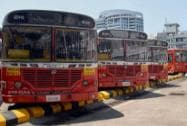 Commuters suffer as BEST buses go off roads