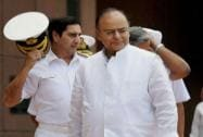 Arun Jaitley at Naval Commanders' Conference
