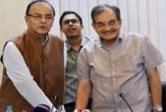 Arun Jaitley with Birender Singh