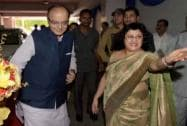 Arun Jaitley meets executives of PSBs
