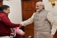 Arvind Kejriwal meets PM Narendra Modi Today