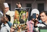 Arvind Kejriwal's 'Swachh Delhi Abhiyaan', Aam Aadmi Party makes Delhi BJP and Congress 'mukt'
