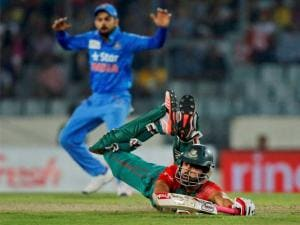 Asia Cup T20 final: India beat Bangladesh by 8 wickets to win 6th title