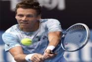 Australian Open tennis championship  in Melbourne