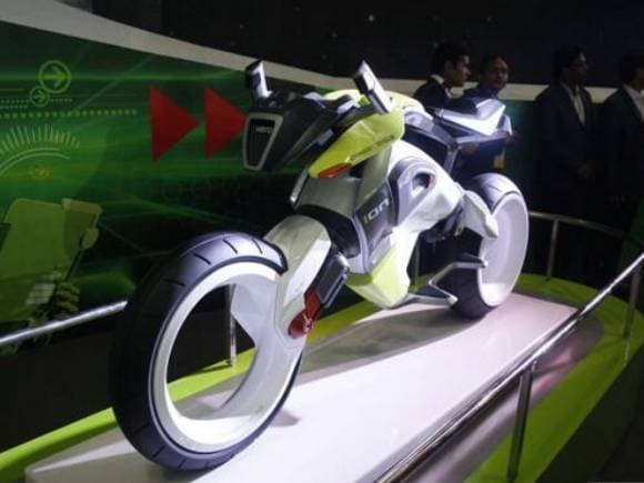 Hero MotoCorp iON