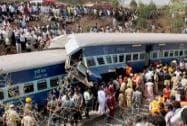 Rescue work in progress after Bangalore -Ernakulam train derailed near Bengaluru