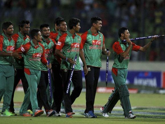 India, Bangladesh, Mushfiqur Rahim, Mashrafe Mortaza, Shakib Al Hasan, Sabbir Rahman, Soumya Sarkar, Litton Das, Taskin Ahmed, Dhaka