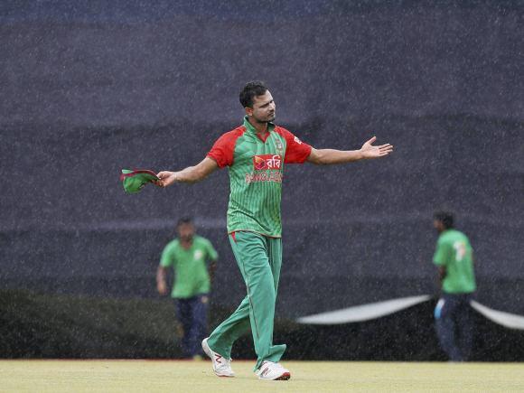 Mashrafe Mortaza, India, Bangladesh, Dhaka, ODI series, Second One-Day International