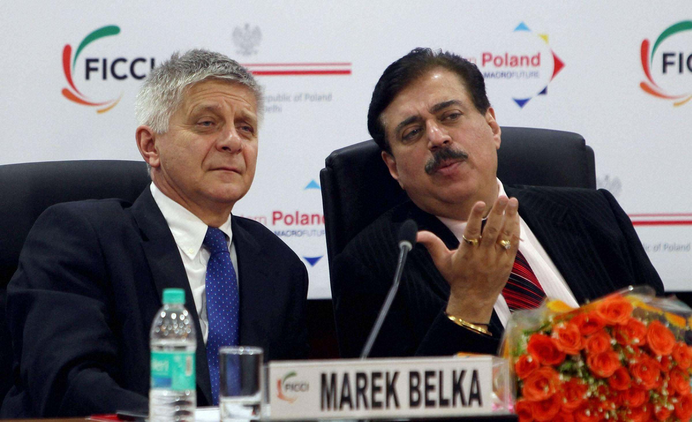 FIcci, Rakesh Bakshi, PRB Energy, Marek Belka