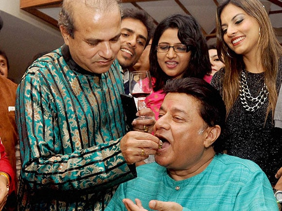 Bhajan singer, Suresh Wadkar, Anup Jalota, Birthday Day