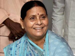 RJD senior leader Rabri Devi