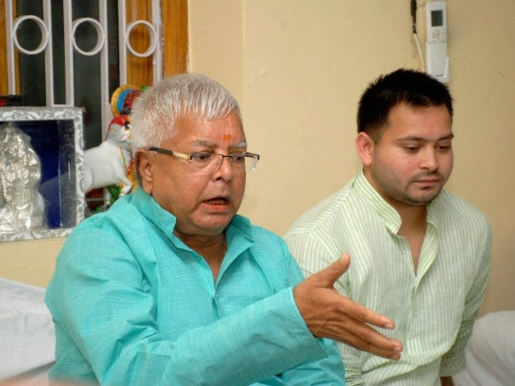 RJD, Lalu Prasad, Press Conference, Patna, Bihar Assembly Election, Bihar Election, Bihar Assembly Poll
