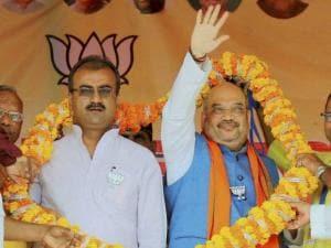 BJP National President, Amit Shah