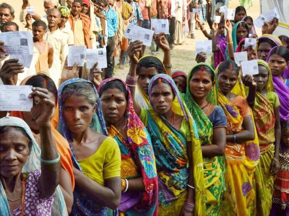 Second Phase Bihar Voting, Bihar 2nd Phase Vote, Voting in Bihar